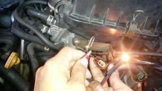 Como probar si hay pulsos de inyección en el motor 🛠 [Computadoras Antiguas]