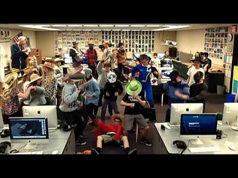 Harlem Shake (school version)