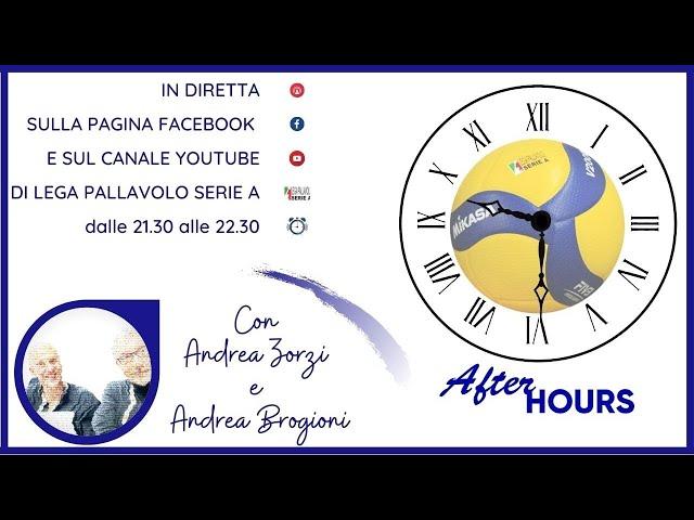 3a puntata - After Hours, la SuperLega di notte