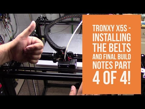 Repeat Tronxy X5 SA #3DPrinter Bed Leveling – Easy Step By