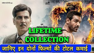 Lifetime Box Office Collection Of Gold & Satyamev Jayate