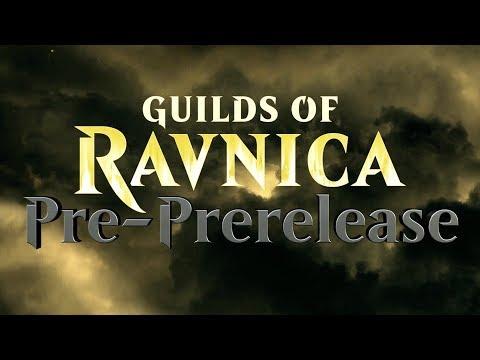 Guilds of Ravnica Pre-PreRelease