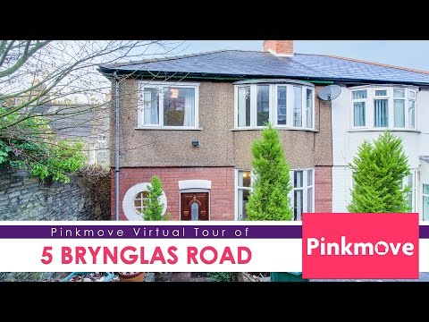 Pinkmove Virtual Tour of 5 Brynglas Road