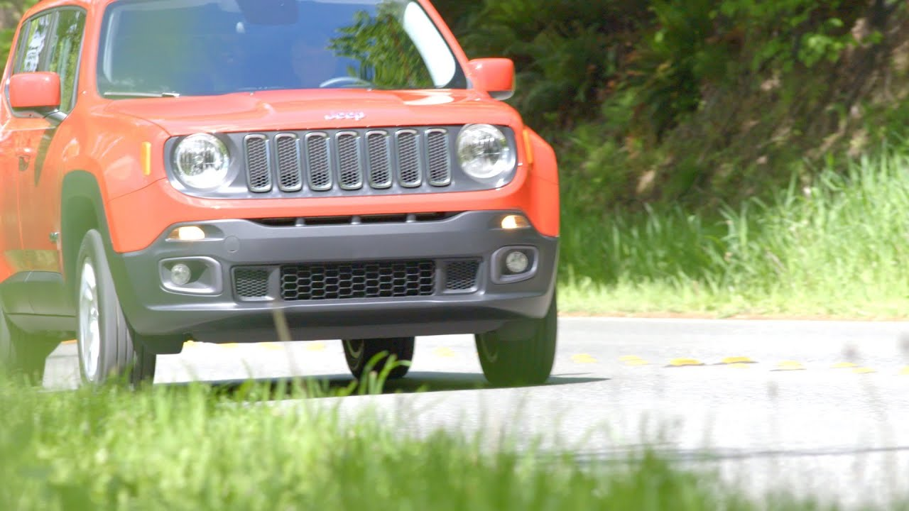 maxresdefault Great Description About Jeep Renegade Trunk