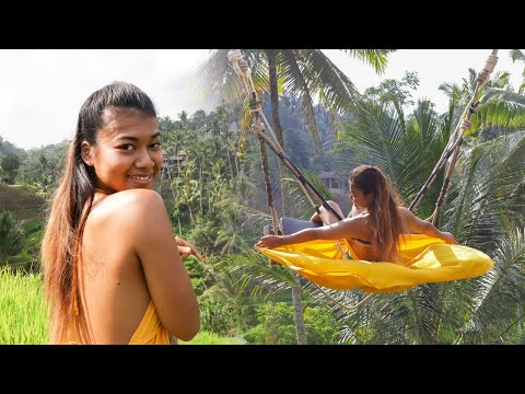 Best Things To Do In Ubud Bali | Tegalalang Rice Terrace & Tirta Empul Temple
