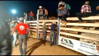Rodeo mirim em juruaia, competido:Luiz Felipe