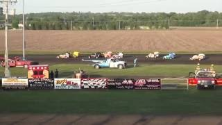 Benton County Speedway Micro Mod Feature