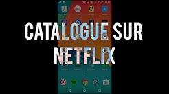 Catalogue sur Netflix Suisse (Juillet 2017)