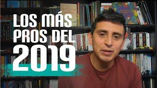 TOP 5: MEJORES LIBROS DEL 2019   Julián González.