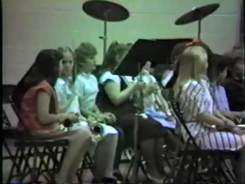 1985 Spring Concert Philippi Middle School