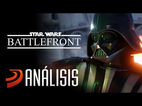 STAR WARS BATTLEFRONT: Análisis del juego más espectacular de la galaxia