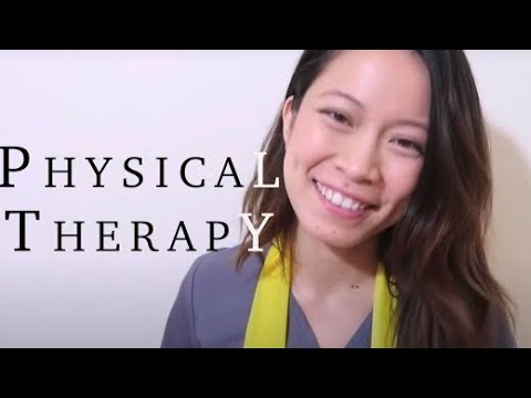 [ASMR] Doctor Physical Therapy Roleplay