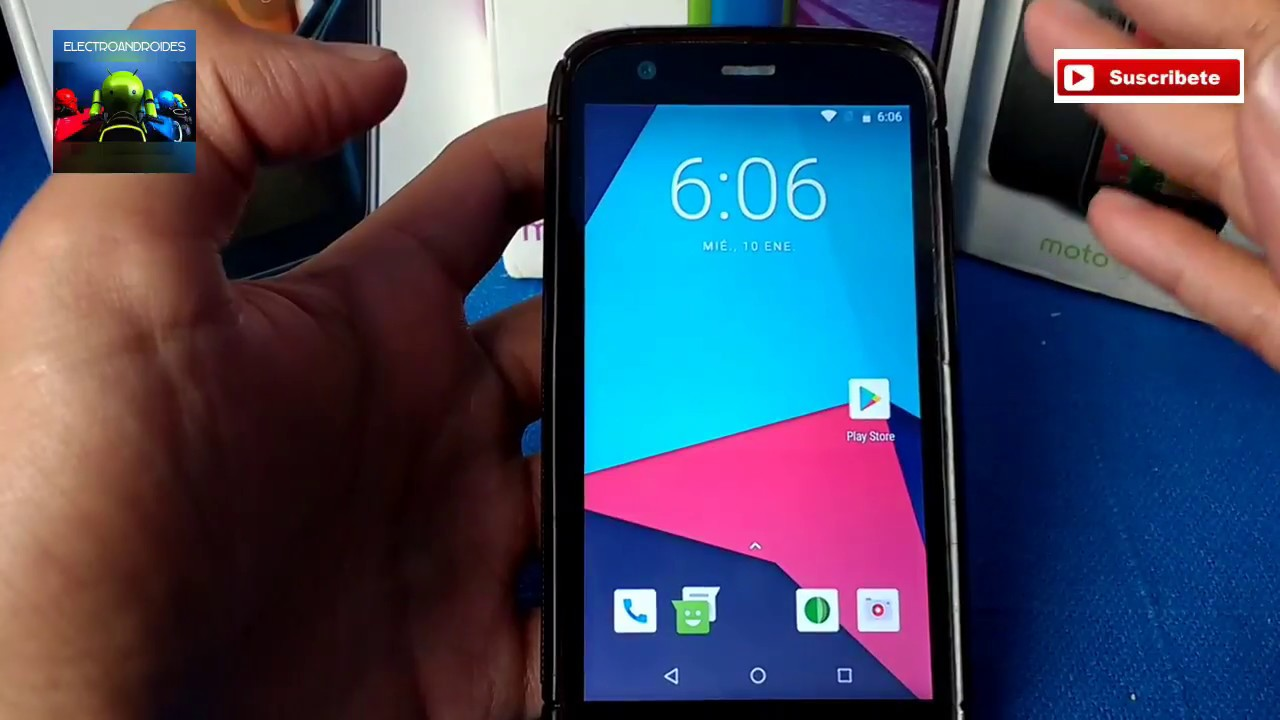 ROM LINEAGE OS MOTO G 2013 ANDROID 8 1!!!!
