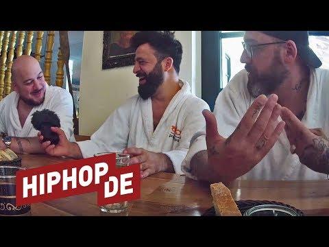 "Sido & Kool Savas über Wutanfälle, Freundschaft, Promophasen & ""Royal Bunker"" (Interview) #waslos"