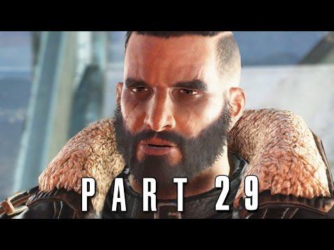 Fallout 4 Walkthrough Gameplay Part 29 - Behemoth Boss (PS4)