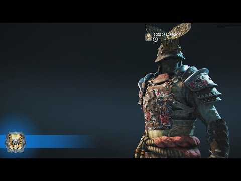 FOR HONOR REPUTATION 5 OROCHI DUELS