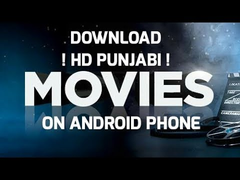 How To Download HD Punjabi Movies For Free...