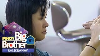 PBB Balikbahay: Kisses is reunited with her father