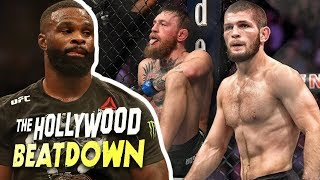 Tyron Woodley Says Khabib's Friends Are Safe Until McGregor Rematch | The Hollywood Beatdown