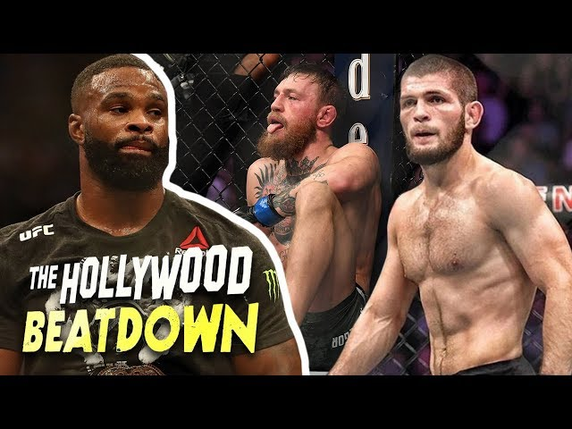 Tyron Woodley Says Khabib's Friends Are Safe Until McGregor Rematch   The Hollywood Beatdown