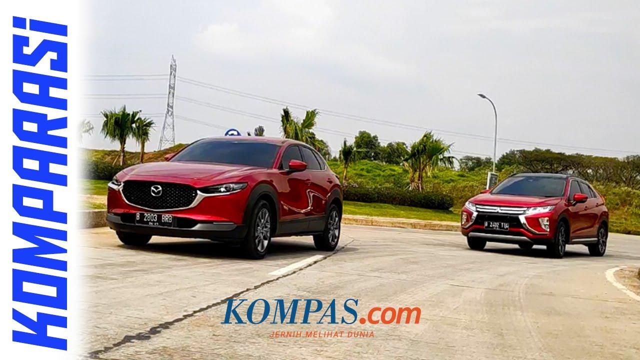 Bandingkan Mazda CX-30 dan Mitsubishi Eclipse Cross
