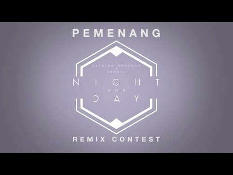 PEMENANG NIGHT AND DAY REMIX CONTEST
