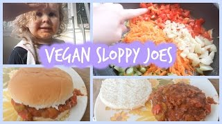 Vegan Sloppy Joes | Odl| 09/03/2015