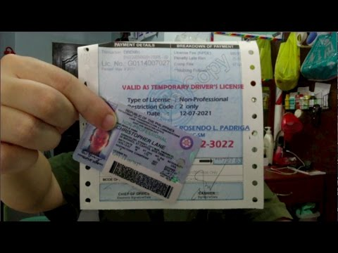 Philippines Life: Renew Expired Drivers License at SM Mall Cebu City ✅
