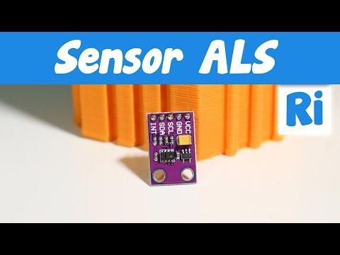 Sensor de proximidad y luminosidad con Arduino