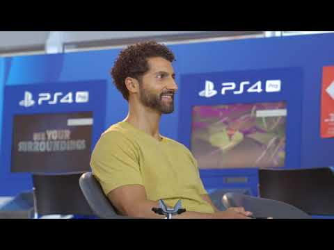 Espace Gaming PS4 - Paris-Orly 3 - Paris Aéroport Expériences