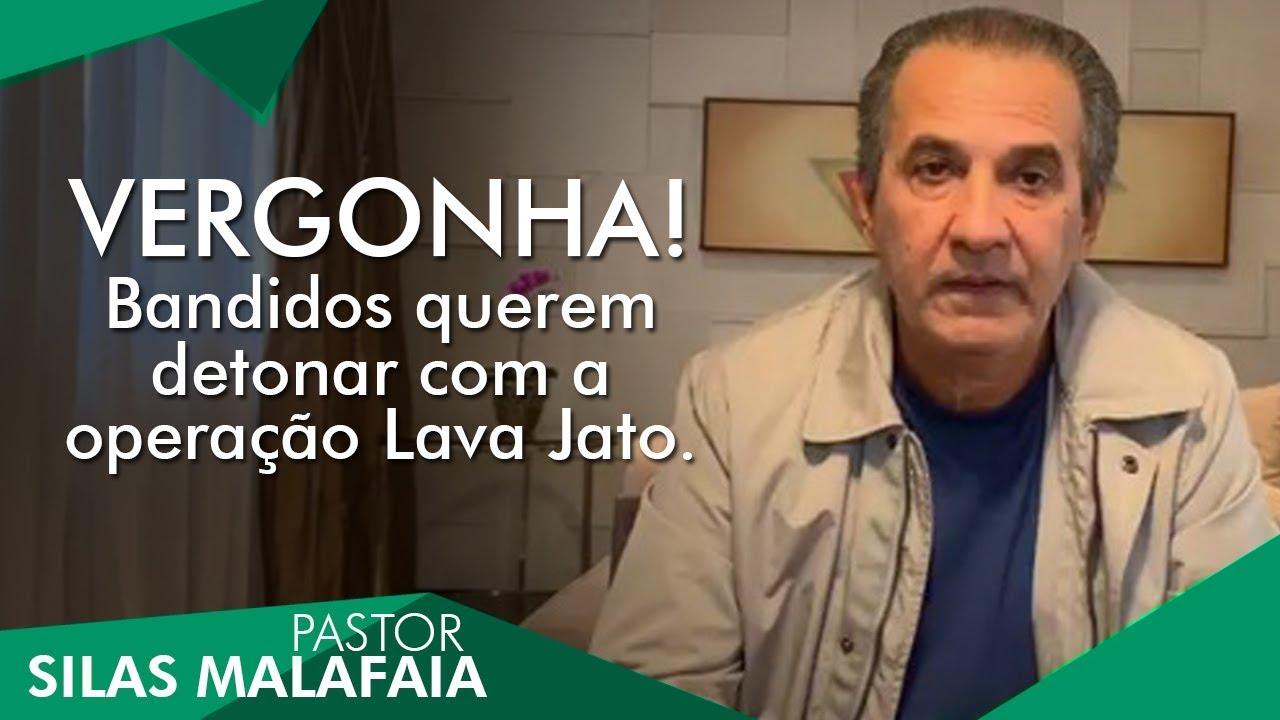 Resultado de imagem para VERGONHA! Bandidos querem detonar com a operação Lava Jato.