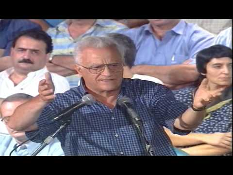 Mass Meeting - Birkirkara - 30th August 1998