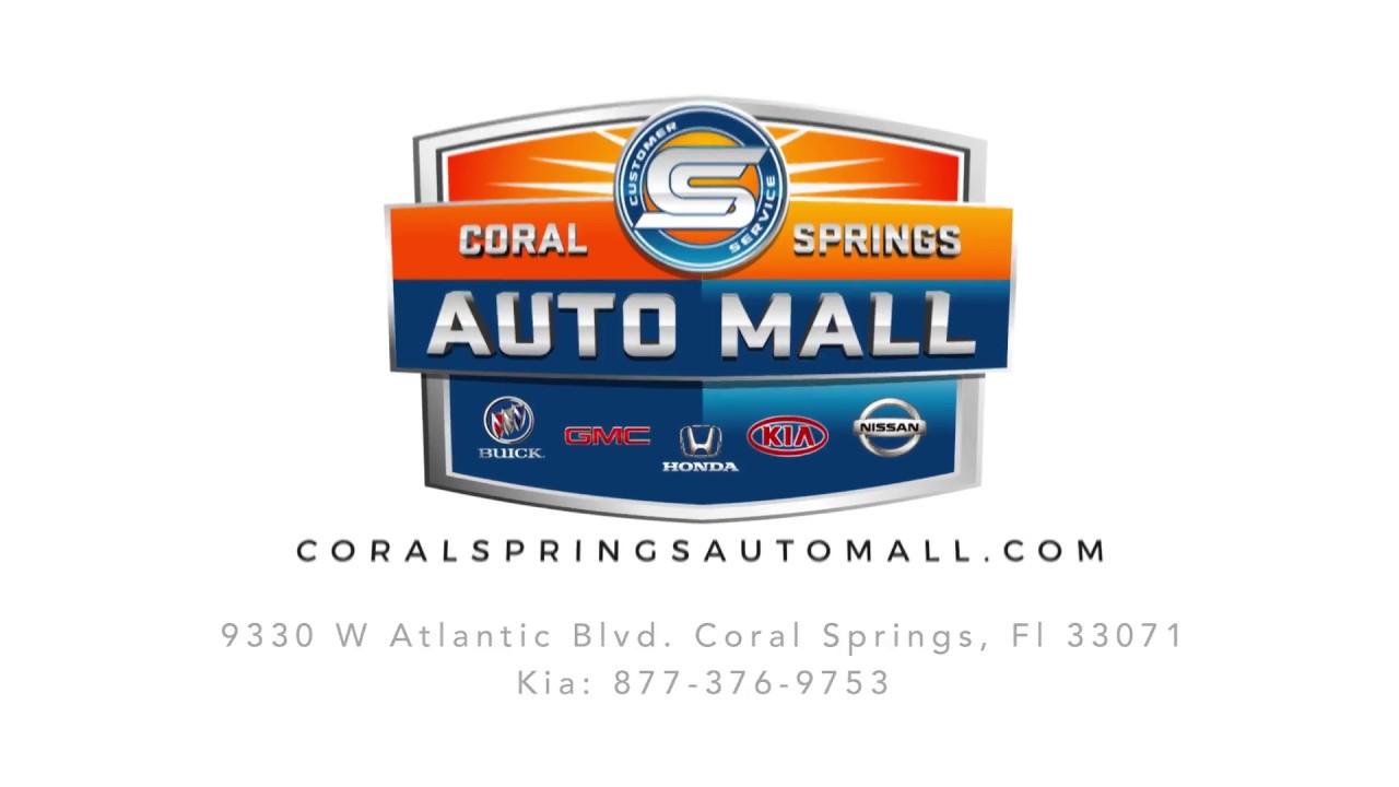 Coral Springs Kia >> Coral Springs Auto Mall Kia Stinger