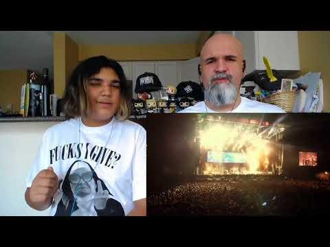 Nightwish - Nemo (Live) REACTION!!!