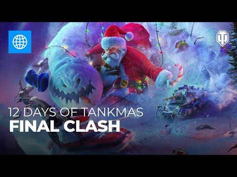 12 Days of Tankmas: Santa-Maus vs Evil-100 Final Clash