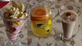 3 Vitaminbomba gyümölcsökből  I Breakfast at Fruh