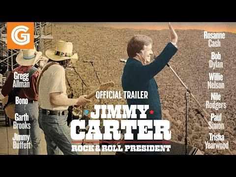 Jimmy Carter: Rock & Roll President | Official Trailer