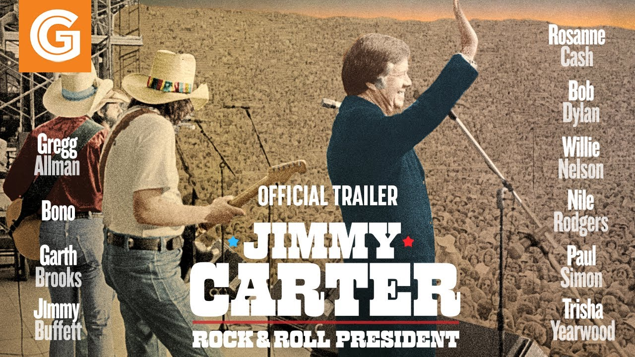 Rock & Roll Presidents: Jimmy Carter, Inaugurations & Live Music's ...