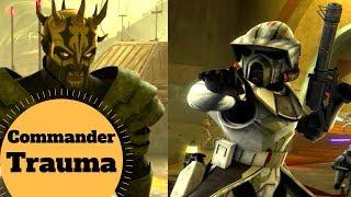 Savage Opress vs ARF Troopers - COMMANDER TRAUMA - Star Wars Lore - Clone Wars Clone Trooper Profile