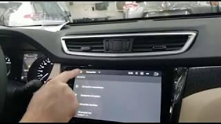 NaviPilot DROID7 для Nissan Qashqai (J11) и X-Trail (T32) с поддержкой кругового обзора 360 (AVM)