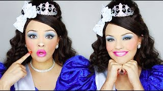 Toddlers & Tiaras HALLOWEEN Makeup Tutorial