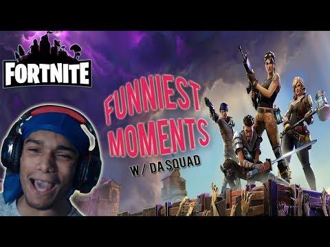 Download Youtube: Fortnite FUNNIEST MONTAGE EVER! Biggest Fort ever Built!?