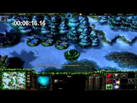 WarCraft 3 Night Elf Build Tutorial Doovi