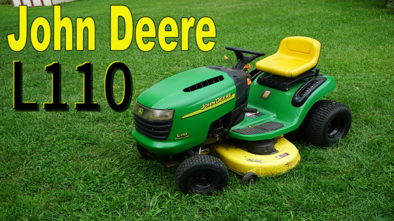 john deere l110 tractor comprehensive review parody youtube rh youtube com 2004 john deere l110 owners manual John Deere L130 Manual PDF