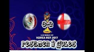 MEXICO VS INGLATERRA MUNDIAL SUB 20 2017 CUARTOS DE FINAL