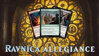 Daily  Ravnica Allegiance Spoilers — January 11, 2019 | Complete Spoiler and Mythic Edition