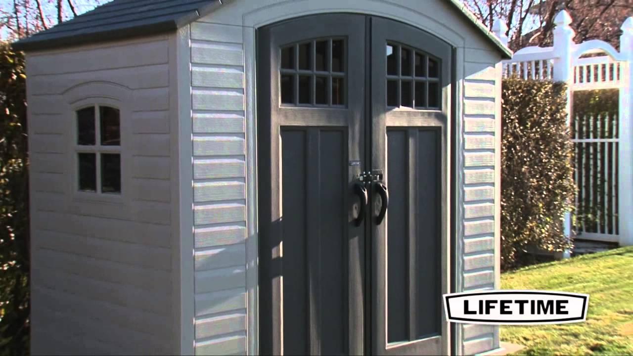 60113 8x5 shed youtube - Garden Sheds 8 X 5
