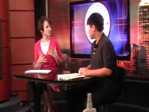 Matthew Zheng Channel 6 Interview