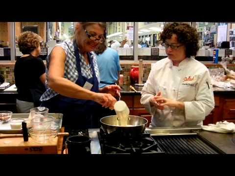 Salud Cooking School