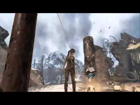Tomb Raider 2013 Cheats - Infinite Health, Ammo